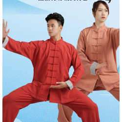 Taichi and Qigong Clothing for Man and Woman